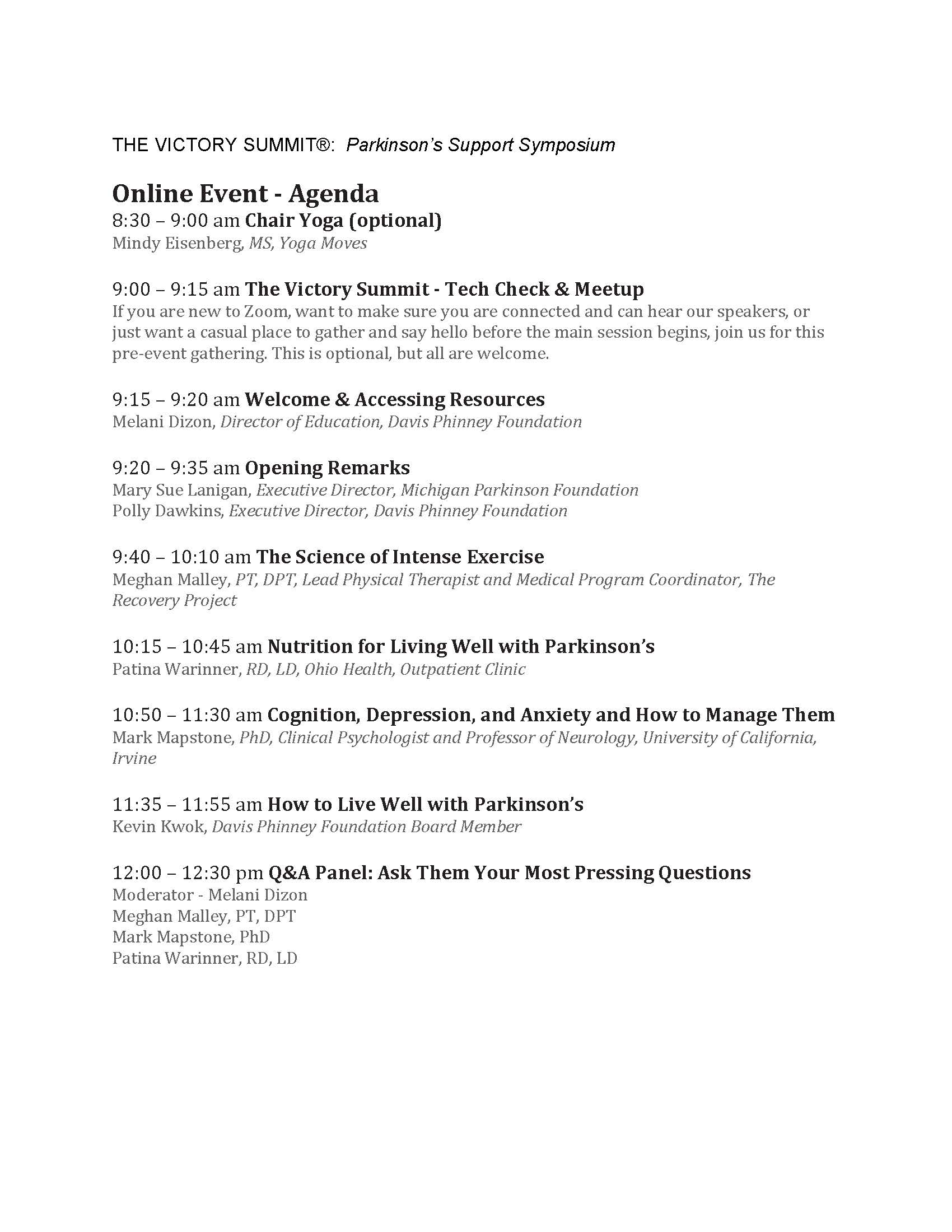 Symposium Agenda for website 4 17 20